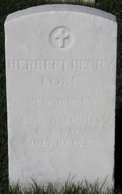 Herbert Henry Long