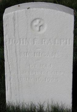 John F. Ralph