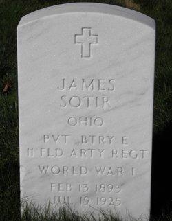 James Sotir