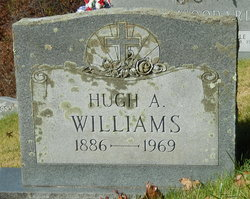 Hughie Alexander Williams