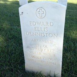 Edward Ellis Denniston