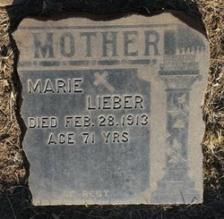 Marie <I>Wirth</I> Lieber