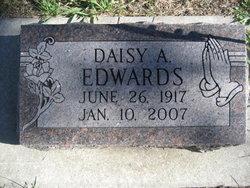 Daisy Alvina <I>Jacobs</I> Edwards
