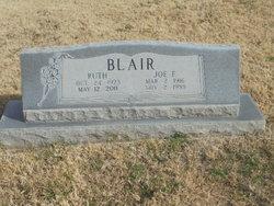 Ruth <I>Glenn</I> Blair