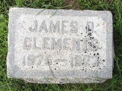 James D. Clements