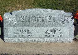 Ellen Elizabeth <I>Randall</I> Shubert