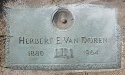 Herbert E Van Doren