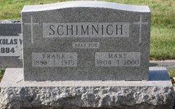 Mary Genevieve <I>Trobec</I> Schimnich