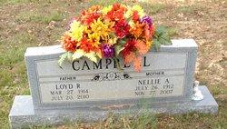 Nellie Ann <I>Crocker</I> Campbell
