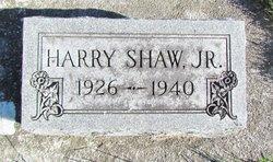 Harry Kenneth Shaw, Jr