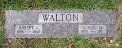 Vergil <I>Milligan</I> Walton