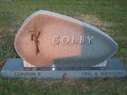 Clinton Perry Colby