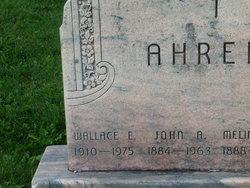 John August Ahrens