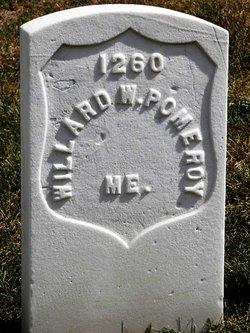 Pvt Willard W. Pomeroy