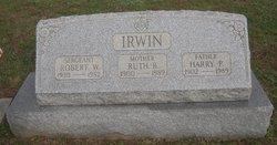 Sgt Robert Wilmer Irwin