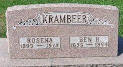 Ben H. Krambeer