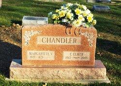 Margaritte V <I>Clark</I> Chandler