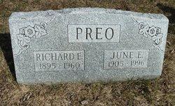 Richard Emerson Preo