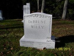 Carrie A <I>Paine</I> DeBrune
