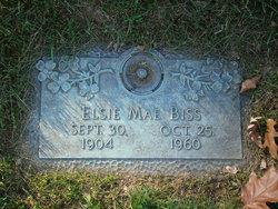 Elsie M Biss