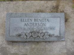 Ellen Bengta Anderson