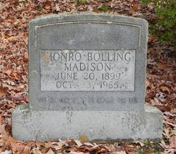 Monro Bolling Madison