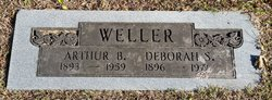 Deborah <I>Hogan</I> Weller