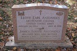 Janice Louise Antonides