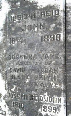 Joseph Reid John