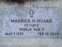 Maurice Nicholas Huard