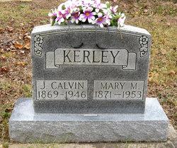 Mary Melvina <I>Phillips</I> Kerley