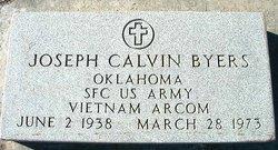 Joseph Calvin Byers
