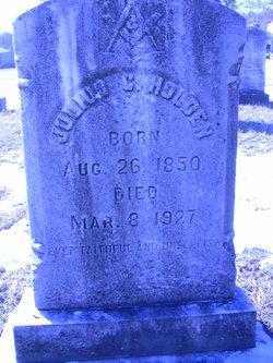 Julius C. Holden