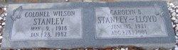 Colonel Wilson Stanley