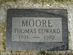 Thomas Edward Moore