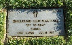 Capt Guillermo Bird Martínez