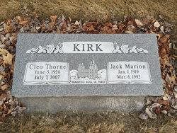 Jack Marion Kirk