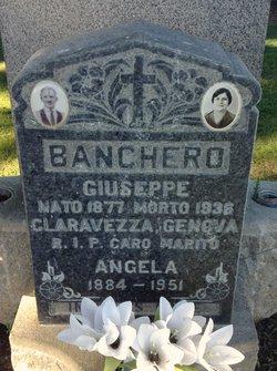Angela <I>Carini</I> Banchero