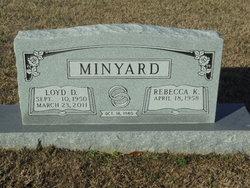 Loyd Dean Minyard