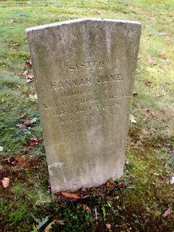 Hannah Jane English