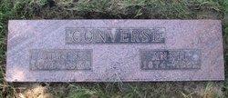 "Anna ""Annie"" <I>Jackson</I> Converse"