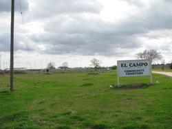 El Campo Community Cemetery