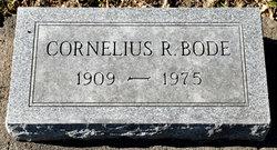 Cornelius R Bode