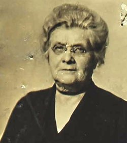 Clara Norton <I>Furness</I> Leigh