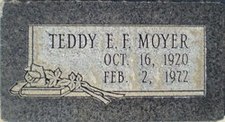 Teddy E F Moyer