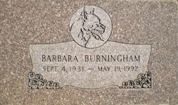 Barbara Ann <I>Burningham</I> Haynes