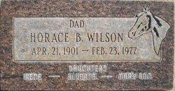 Horace Barlow Wilson