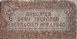 Baby Thurgood