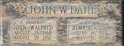 John Walfred Dahl