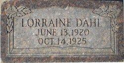 Lorraine Dahl